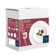 Kahla - Geschirr-Set Diner To Go (14 tlg.)