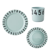 Design Letters - The Numbers Geschirr-Set