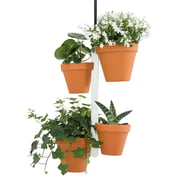 Connox Collection - Hitch a Pot Blumentopfhalter