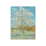 IXXI - Blühender Pfirsichbaum (Van Gogh)