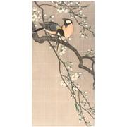 IXXI - Kohlmeisen auf einem Kirschbaum (Koson)