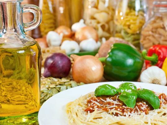 Thema Mediterrane Küche