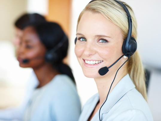 Mitarbeiter (m/w) für den Kundenservice in Vollzeit - Teaser