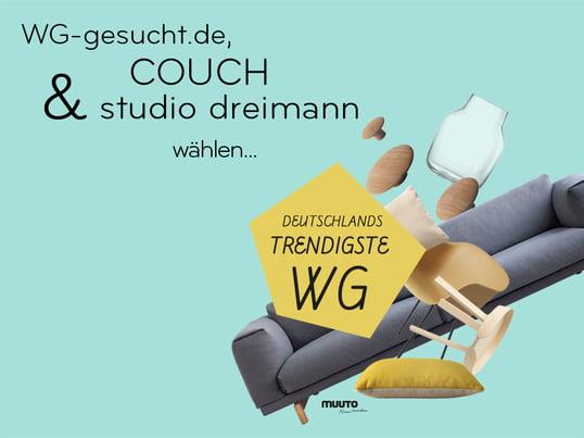 Connox sucht Deutschlands trendigste WG - Juryentscheidung