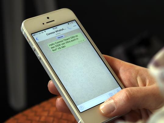Die Service-Mitarbeiter von Connox sind ab sofort via WhatsApp unter der Mobilnummer 0175 2666260 erreichbar.