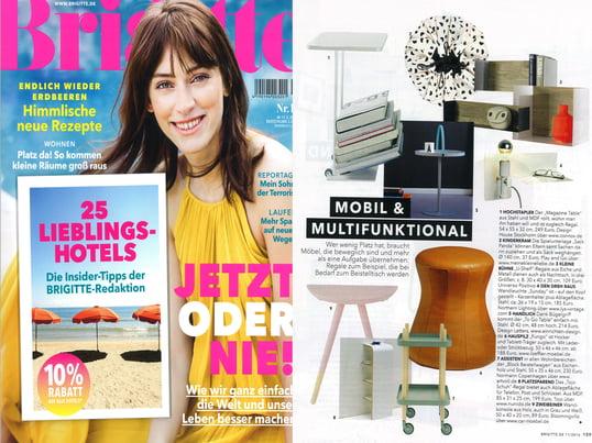 Design House Stockholm - Magazine Table