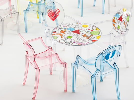 Kartell - Kids Kollektion - 4 zu 3