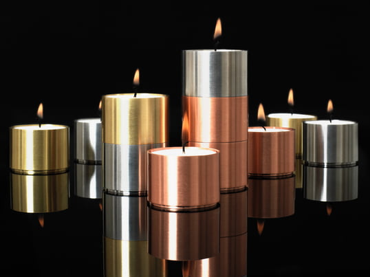 ArchitectMade - Trepas Six Teelichthalter Set