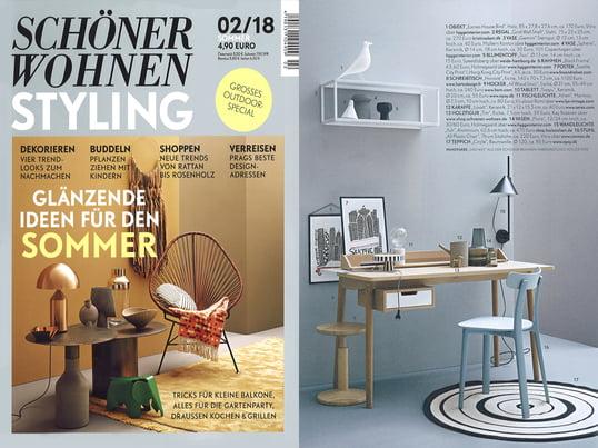 Schöner Wohnen Styling Sommer 2018 S.16 Ton In Ton