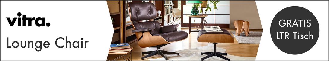 Kategoriebanner: Vitra - Lounge Chair & Ottoman