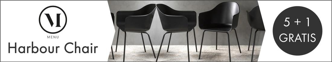 Kategoriebanner: Menu - Harbour Chair