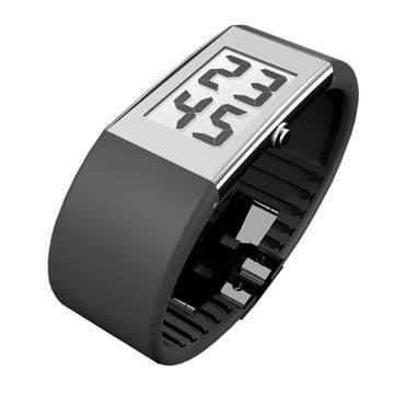 Herrenuhr Watch II - digital silber