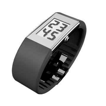 Damenuhr Watch II - digital silber
