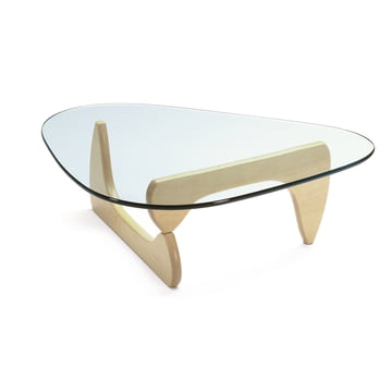 Vitra - Coffee Table in Ahorn