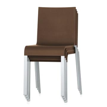 Vitra - Chair .03, Gruppe: Stapel / Braun