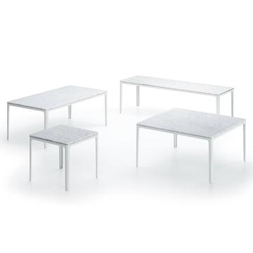 Plate Table von Vitra aus Marmor in 4 verschiedenen Grössen