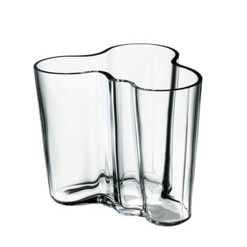 Iittala - Aalto Vase Savoy, klar 95 mm