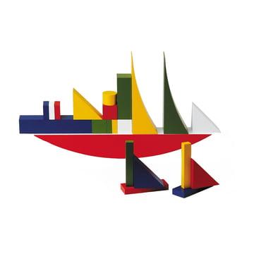 Naef Bauhaus Bauspiel (22 Teile)