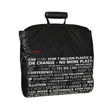 Shopper, schwarz - Statement