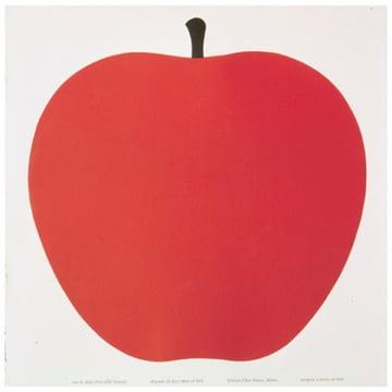"""Danese -Grafik """"Uno, la mela"""""""