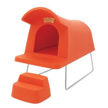 Magis Dog House, orange