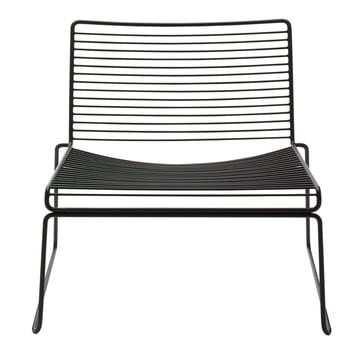 Der Hay Hee Lounge Chair in schwarz