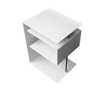 x-centric Tisch, weiss