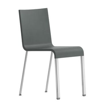 Vitra - .03 Stuhl - Untergestell pulverbeschichtet, grau