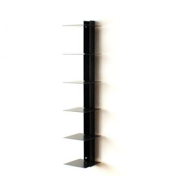 Bücherturm von Haseform in anthrazit