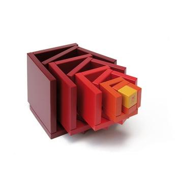 Naef Cella Holzspielzeug, rot