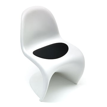 Hey Sign Filz-Auflage Panton Chair
