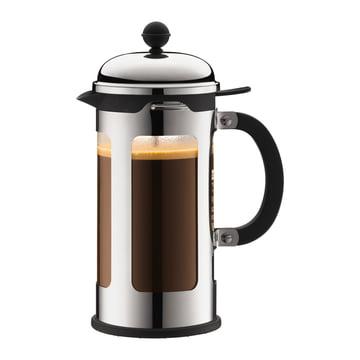 Bodum Chambord Kaffeebereiter mit Auslaufschutz, 8 Tassen