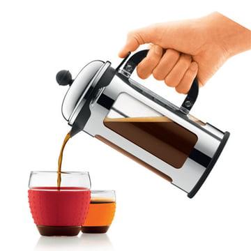 Bodum Chambord Kaffeebereiter mit Auslaufschutz, Ambiente