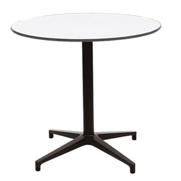Vitra Bistro Table, rund, Ø 79,6 cm, weiss