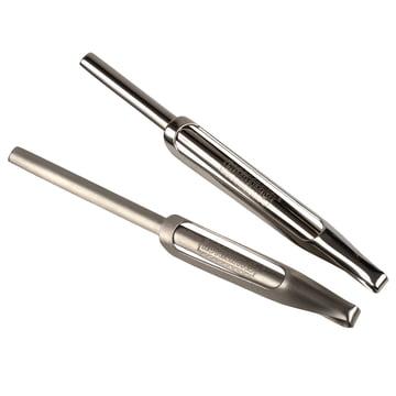 Matt und poliert Authentics Pen Clip