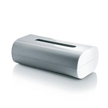 Alessi - Birillo Papiertaschentuch- Behälter, weiss