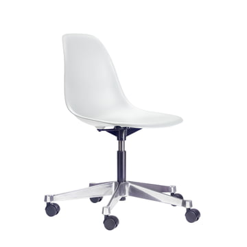 Vitra - Eames Plastic Side Chair PSCC, weiss