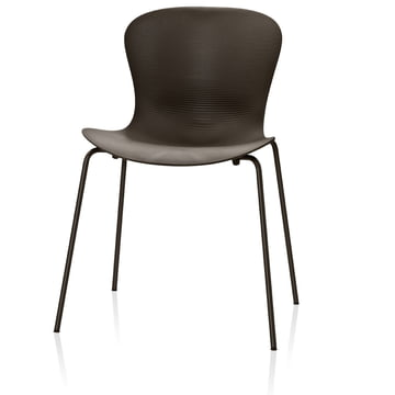 Fritz Hansen - Nap Stuhl, coffee brown