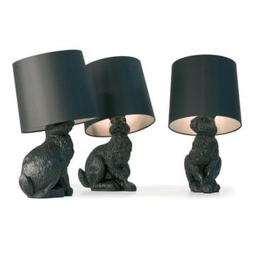 Moooi - Rabbit Lamp schwarz, 3er-Gruppe