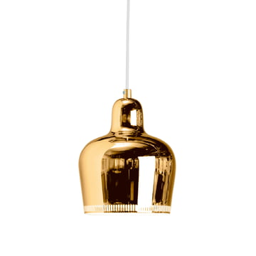 Artek - A 330S Golden Bell Pendelleuchte, messing