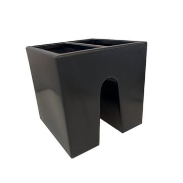 "rephorm - On-the-Edge Cube - ""Steckling"" - schwarz"