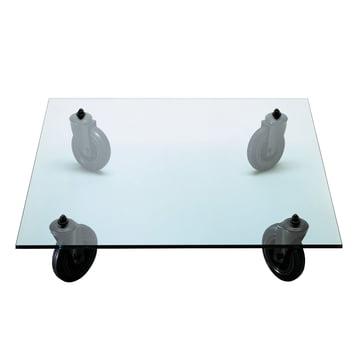 FontanaArte - Tavolino con ruote