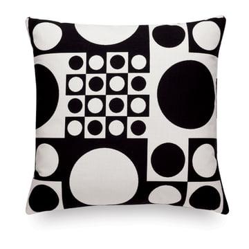 Vitra - Kissen Maharam: Geometri black/white
