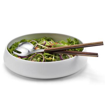 Nordic Schale und Salatbesteck von Skagerak