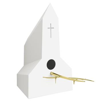 Frederik Roijé - Holy Homes - Kirche, weiss