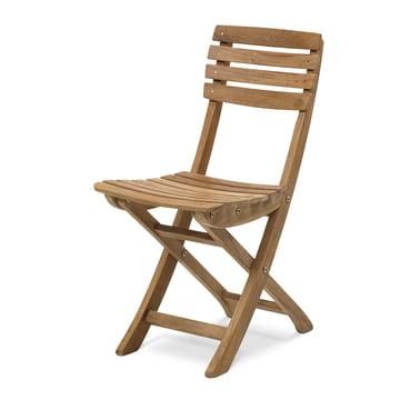 Skagerak - Vendia Stuhl aus Teakholz