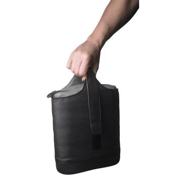 Menu - Cool Bag - schwarz/grau - tragend