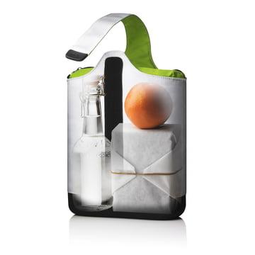 Menu - Cool Bag - weiss/lime - Inhalt