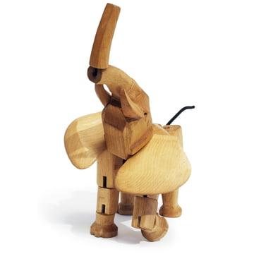 wooden creatures areaware elephant 1