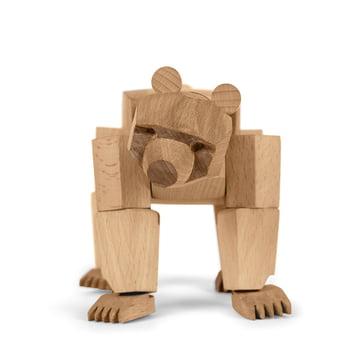 areaware Wooden Creatures - Ursa der Bär, klein